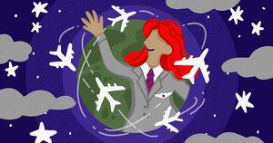 «Силы среднестатистической девочки хватит, чтобы справиться с самолетом». Девушки-пилоты — о выборе профессии, сексизме и жизни на карантине