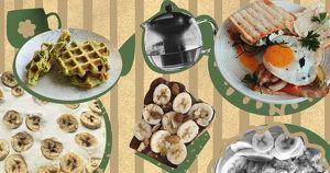 Вафли из брокколи, кокосовые оладьи и еще 9 рецептов небанальных завтраков на каждый день