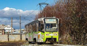 Почему в Иркутске такие медленные трамваи?