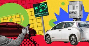 Батарея вместо бензобака: как иркутяне пересаживаются на электромобили - Верблюд в огне