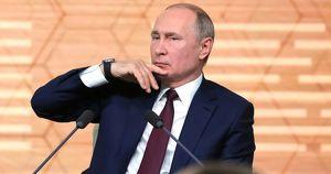 Путин попросил чиновников в Приангарье не снимать шапки на холоде