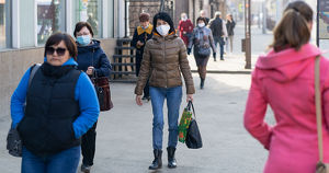 Прогноз: когда в регионах России начнется спад заболеваемости коронавирусом