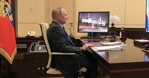 «Проект»: Путину построили в Сочи копию его кабинета в Подмосковье, чтобы скрыть его местонахождение