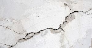 Что делать, если после землетрясения в доме появились трещины?