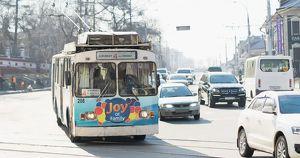 Иркутские студенты смогут бесплатно ездить на муниципальном транспорте в течение дня