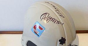 В Ангарске продают горнолыжный шлем с автографом Путина за 150 тыс. рублей