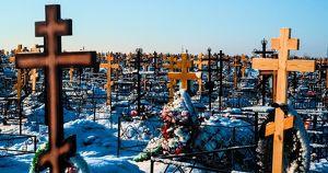В Приангарье в декабре 2020-го умерло на 50% больше человек, чем в декабре 2019 года