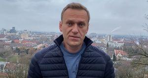 Алексея Навального арестовали