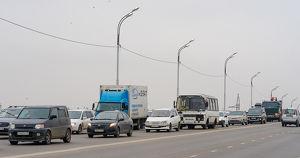 Предложение дня: решить проблему заторов на Иркутном мосту с помощью ледовой переправы