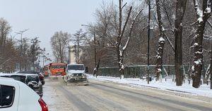 В январе в Иркутске выпало три месячных нормы снега
