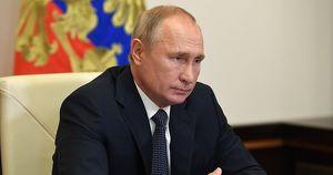 «Скучно, девочки». Путин прокомментировал расследование о «дворце в Геленджике»