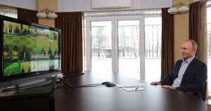 Путин заявил о возможности снятия ковидных ограничений