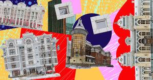 Архитектурный треш как символ эпохи. Что такое капиталистический романтизм и где искать его в Иркутске - Верблюд в огне
