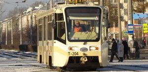 Администрация Ангарска договорилась о поставке 15 трамваев из Москвы - Верблюд в огне