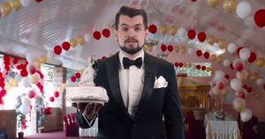 Иркутские свадебные ведущие сняли пародию на видео СК - Верблюд в огне
