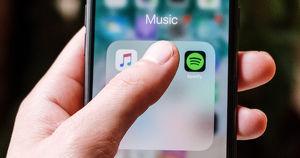 Spotify опередил Apple Music по популярности в России