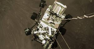 NASA опубликовало аудио, записанное ровером «Персеверанс». Послушайте, как звучит Марс