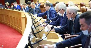 В Приангарье депутаты приняли закон о трехдневных выборах со второй попытки