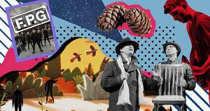 Афиша на выходные: концерты F.P.G. и Саши Скула, фестиваль анимации и ханг в планетарии