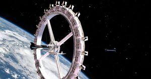 В 2027 году откроется первый космический отель