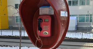 Жители Приангарья проговорили за год по таксофонам более 2 млн минут