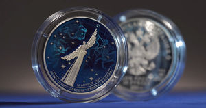 Банк России выпустил монеты к 60-летию полета Гагарина в космос
