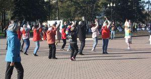 В Иркутске с мая будут проходить бесплатные зарядки с тренерами