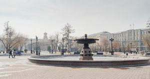 Возможность: проверить здоровье на сквере Кирова