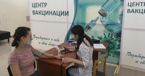 В «Новом» открылся пункт вакцинации от COVID-19: прививку можно поставить без записи