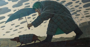 В Галерее сибирского искусства пройдет выставка картин 19 художниц