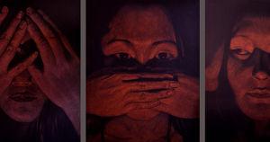 В галерее «Диас» покажут картины об алтайских духах и тотемах