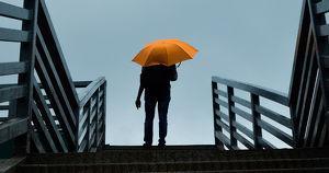 МЧС предупредило о ливнях и сильном ветре в Приангарье