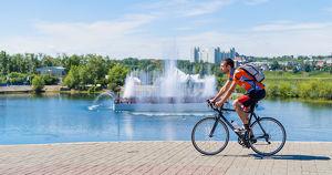 Где кататься на велосипеде в Иркутске и около него: 8 маршрутов