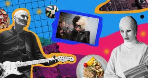 Афиша на длинные выходные. Фестиваль еды на Ольхоне, кино под открытым небом и концерт Петра Мамонова