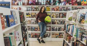 Супергерои, аниме и бассет-хаунд. Как появился и работает «Вуди комикс» — самый большой магазин гик-культуры в Иркутске