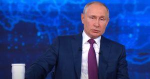 Владимир Путин сообщил, что привился «Спутником V»