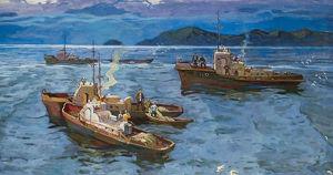 В Галерее сибирского искусства откроется выставка картин о Байкале