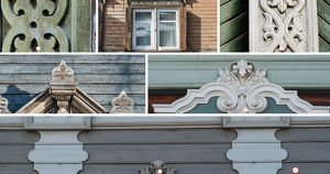 Ссылка дня: гид по символам на деревянных фасадах Иркутска