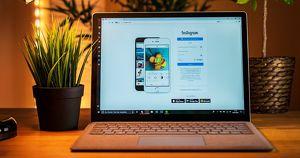 В «Инстаграме» добавили возможность публиковать посты с компьютера