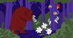 Тест: что вы будете делать при встрече с медведем?