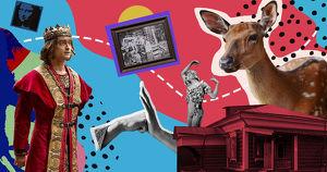 Афиша на выходные. Новый сезон «Чудотворцев», тренировка по ушу и экскурсия в зоосаде - Верблюд в огне