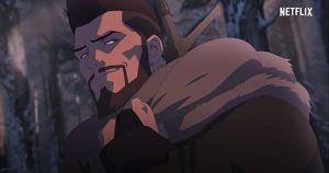 Вышел тизер анимационного фильма Netflix «Ведьмак: Кошмар волка»