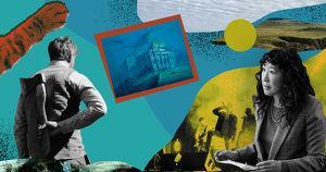 Афиша на выходные. Фестивали на Байкале и выставка Степана Шоболова на Ольхоне