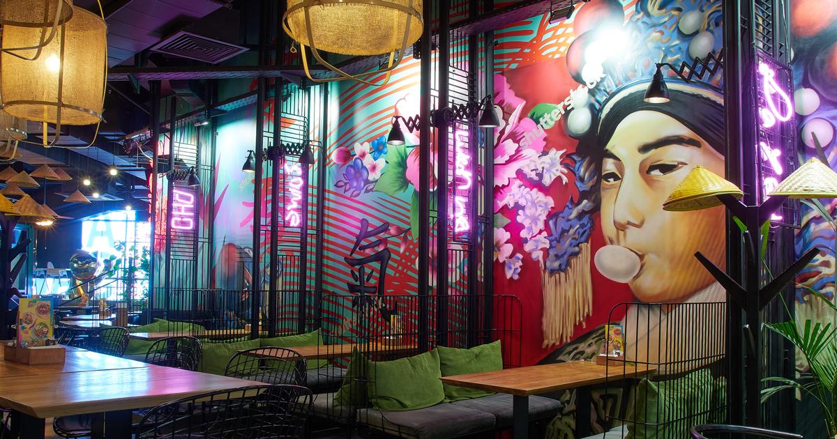 Суши, но не только. 6 мест в Иркутске, куда стоит идти за азиатской едой