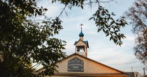 В Иркутске вновь хотят построить храм вместо парка. Что говорят жители, РПЦ и власти? - Верблюд в огне