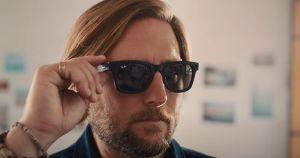 Музыка без наушников и съемка видео. «Фейсбук» представил «умные очки»