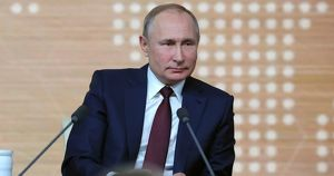 Путин уйдет на самоизоляцию после контакта с заболевшими COVID-19