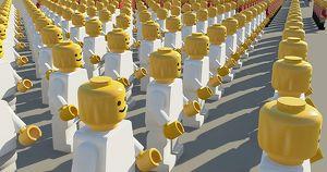 Lego избавится от «гендерной предвзятости» в своих игрушках